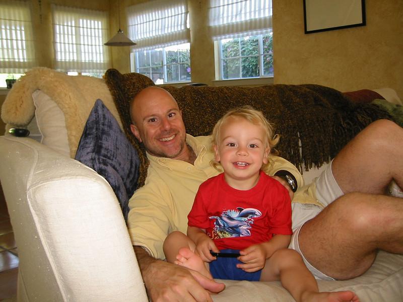 Josh and Max - June 6 2002.jpg
