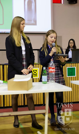 Assembly: Recycling and the Green Team!