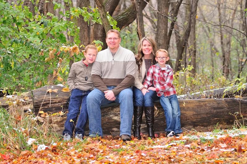 Thorstenson Family 2017