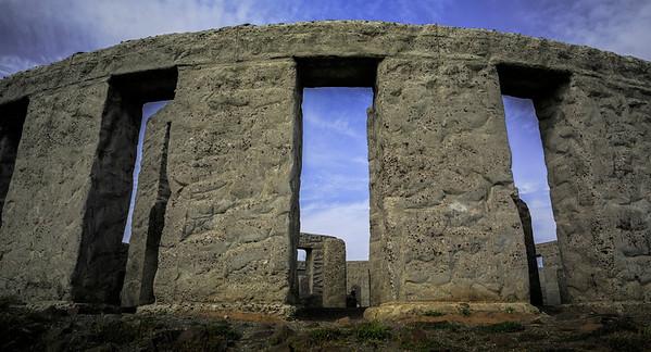 Stonehenge War Memorial (Maryhill, WA)