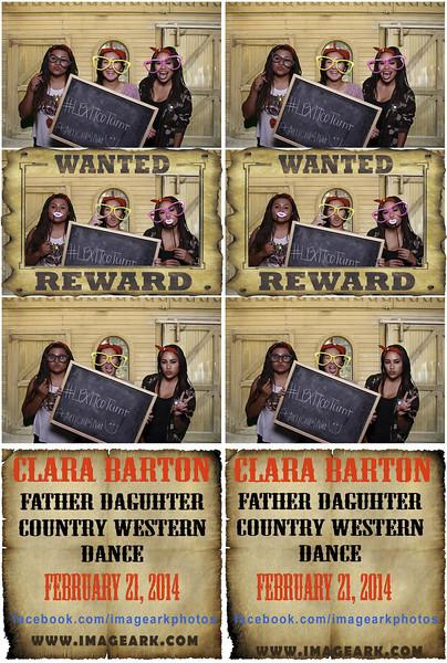 Clara Barton Father Daughter Dance