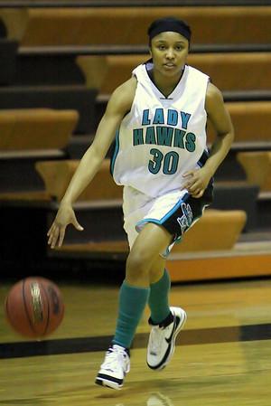 Highland Girls Basketball vs Mountain Ridge 11-19-07