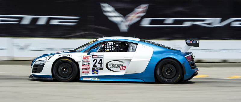 Detroit Grand Prix, GT and GP Cars, 2013