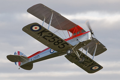 Old Warden - Flying Proms August 2019