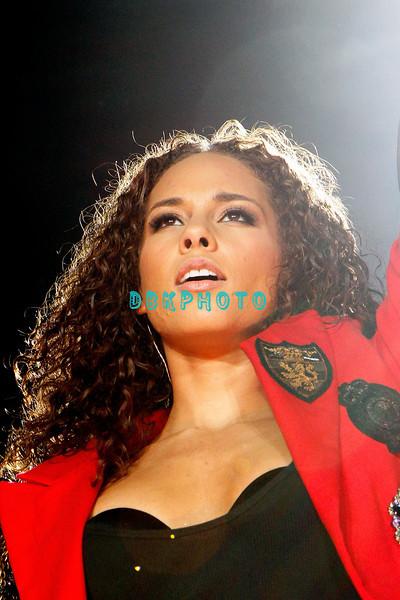 DBKphoto / Alicia Keys & Melanie Fiona 03/20/2010
