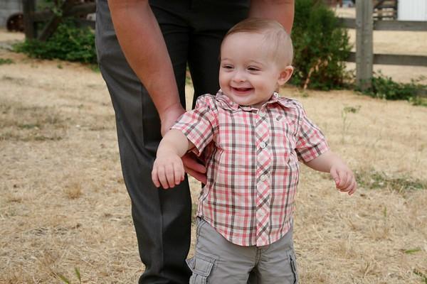 "Baby ""D"" turns 1!"