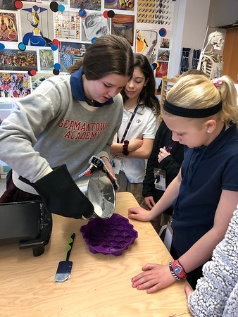 6th Grade Service Project