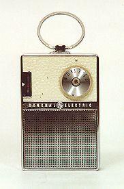 GE Keyring Radio