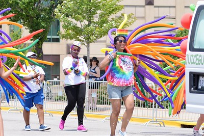 1st Annually Aurora Pride Parade 2018