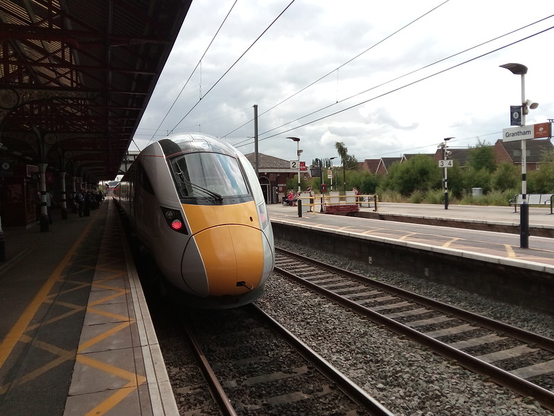 Grantham Station 2018