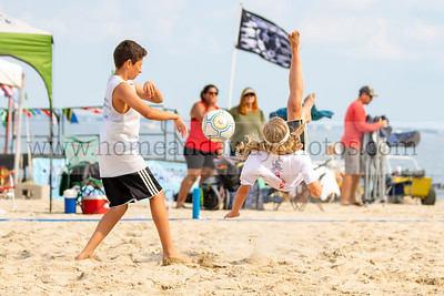 Youth Sand Soccer