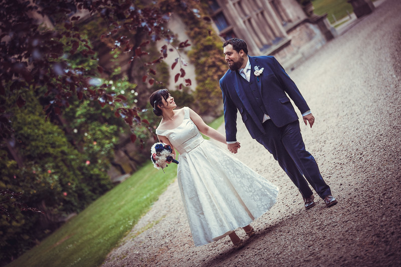 Mr & Mrs Collins - Ellingham Hall