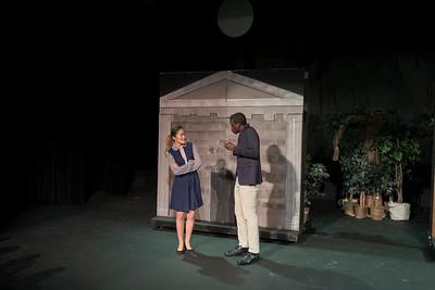 Spring Play: A Midsummer Night's Dream