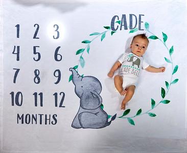 Cade 3 months