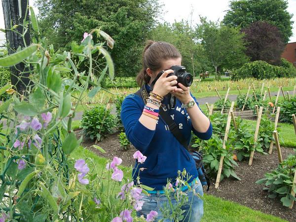 Botanic Gardens visit