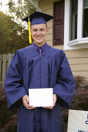 Stephen's Graduation 6-19-14