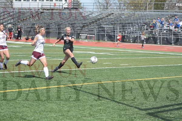 Newton Girls Soccer Tournament 4-17-21