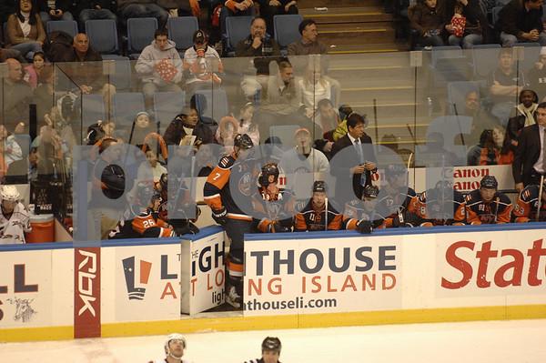 2008-1-21 Islanders vs Carolina