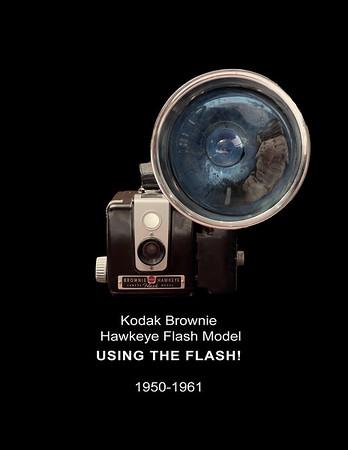 Kodak Brownie  Hawkeye Flash Model   1950-1961