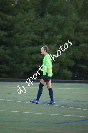 2019-10-08 SHA Varsity Girls Soccer vs Atherton