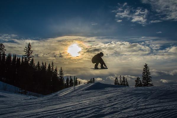 Snowboard Kläppen 2016