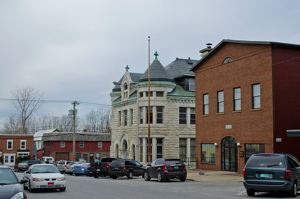 St. Albans Downtown