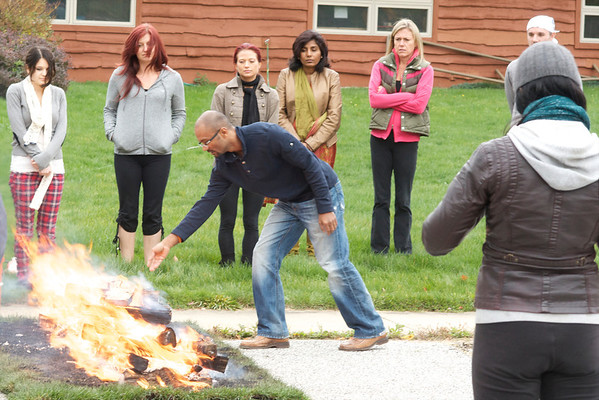 Firewalking October 2012