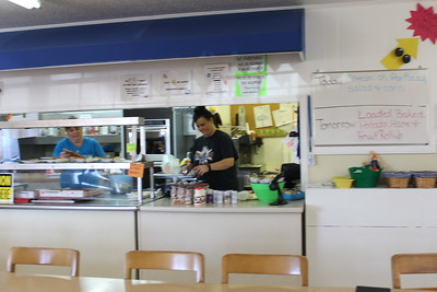 2016-2017 Cafeteria