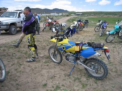 Dust Devils tour Middlegate - 2005