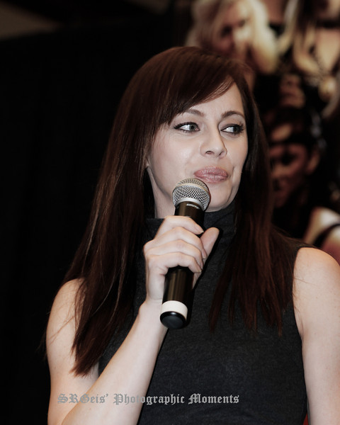 Melinda Clarke Xena Con 2011
