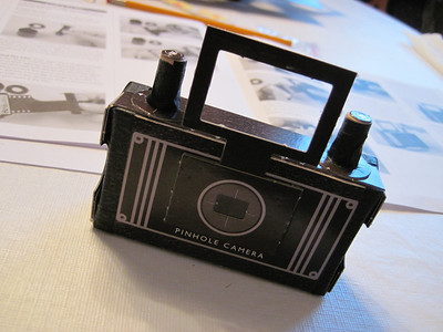 Pinhole Camera Construction