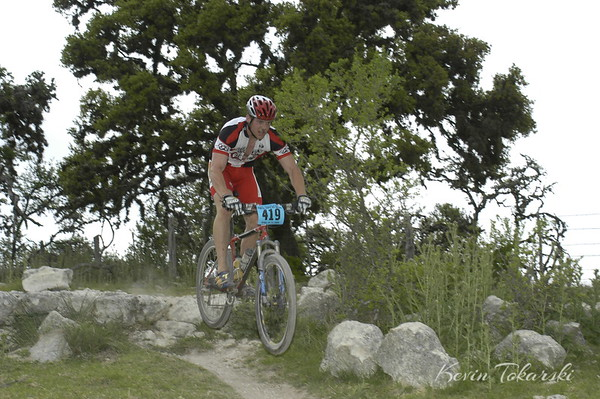 STORM Hill Country Mountain Bike Challenge, Comfort, TX, April 17, 2005 - Sport XC