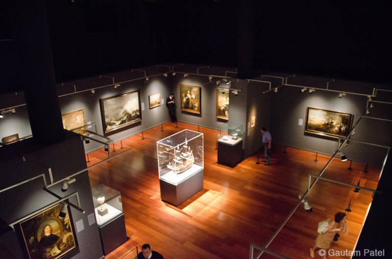 "Sakib Sabanci Museium, 42 Erdogan, Istanbul. Exhibition: ""Rembrandt and his contemporaries"" : Turkey June 2012"