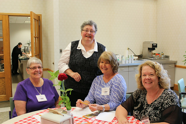 Oblates August 2014