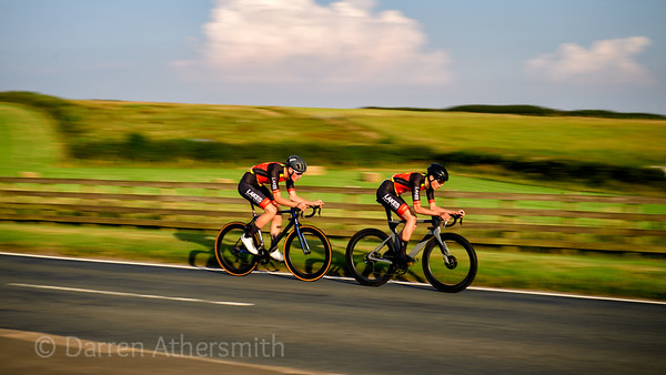Barrow Central Wheelers Team Time Trial - 21 July 2021