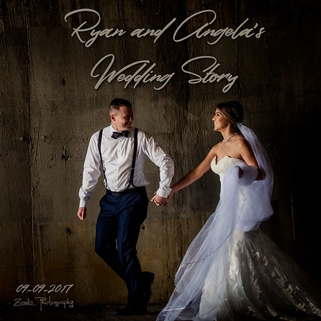 Angela&Ryan Wedding Book