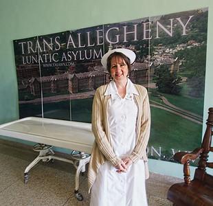Weston, WVa:  Trans-Allegheny Lunatic Asylum