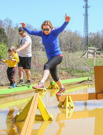 Goliathon - Try the Obstacles