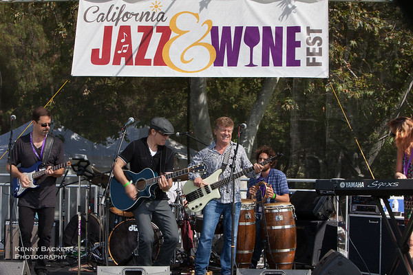 California Jazz and Wine Festival