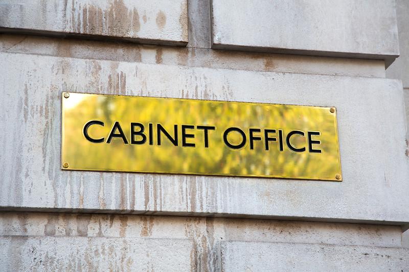 Cabinet Office, London