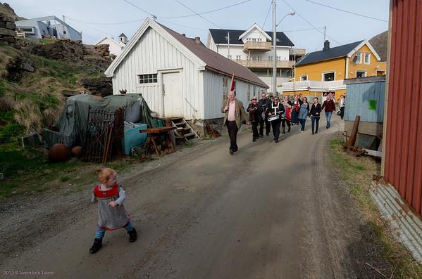 Nyksund May 17th 2013