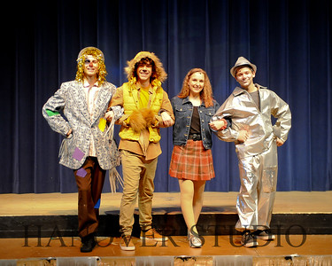 19 LHS SPRING MUSICAL   THE WIZ