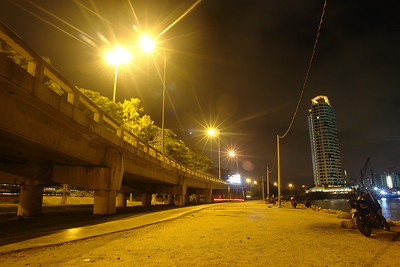 [Aug02] Penang Bridge Night Shoot