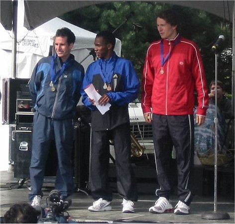 2003 Times-Colonist 10K - Top-3 Canadian men