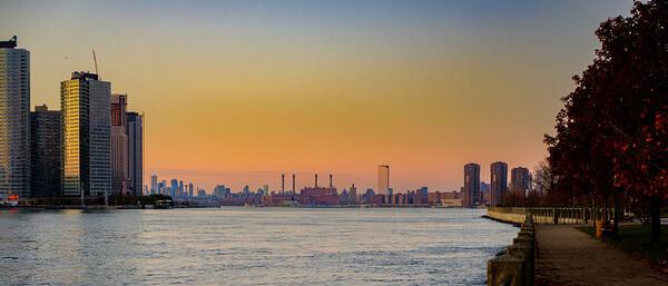 Roosevelt Island Morning 11/14/20