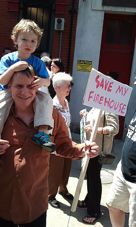 Park Slope Residents Fight Firehouse Closing