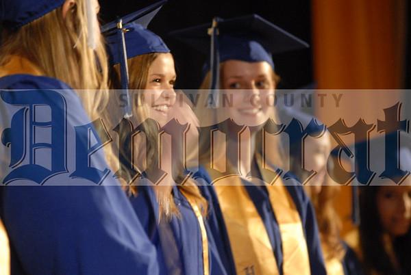 2015 Hancock Graduation
