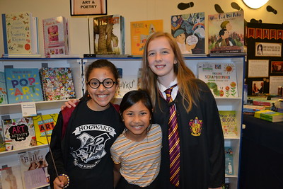 Mayfield Jr. Celebrates the Magic of Reading