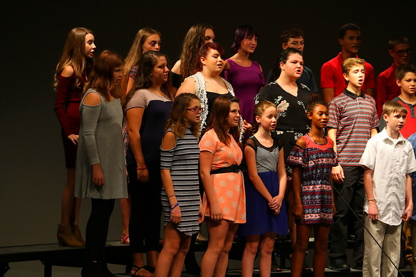 WMS-WHS CHOIR CONCERT 091917