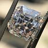 3.02ct Antique Asscher Cut Diamond, GIA G VS2 25